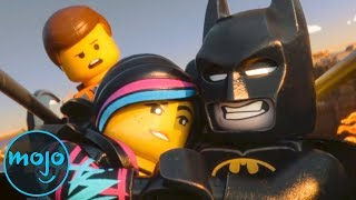 Top 10 Awesome Moments from The Lego Movie