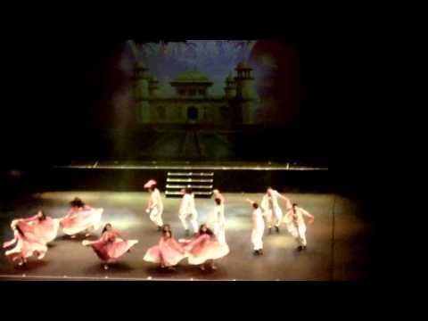 Bollywood Express Nice November 28 2013 6 (видео)