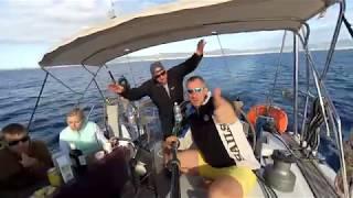 круиз на яхте  Аврора по Балеарским островам