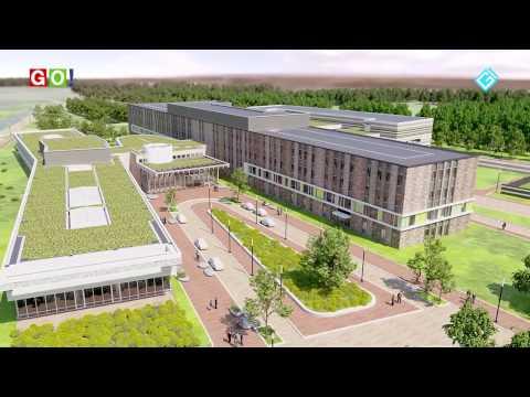 Open dag Ommelander Ziekenhuis Groningen. Deel 1. - RTV GO! Omroep Gemeente Oldambt