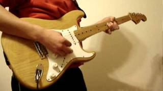 Jimi Hendrix Woodstock Izabella Cover