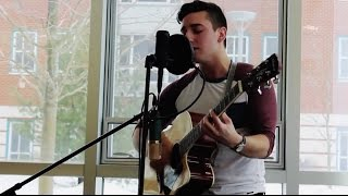 Talk Is Cheap   Chet Faker (Acoustic Cover By Francis Gagliano)
