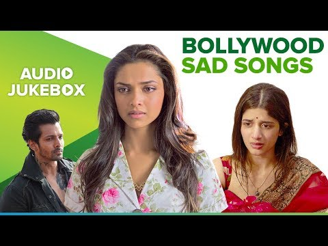 Heart Touching Bollywood Sad Songs | Heart Broken Hindi Sad Songs | Eros Now