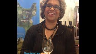 Theodora Lee of Theopolis Vineyards