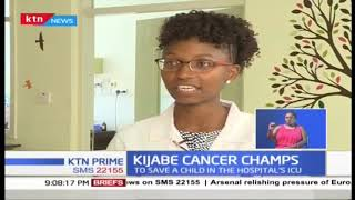 Kijabe cancer champs: The story of three children who have been diagnosed with cancer