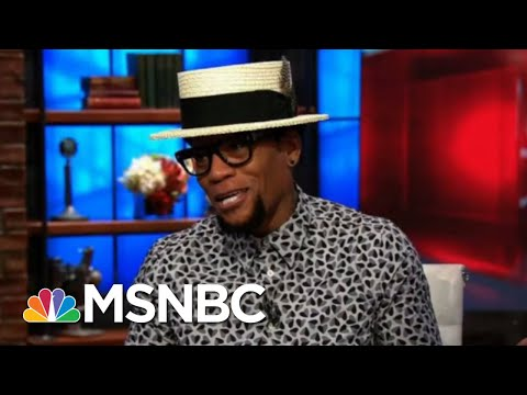 Comedian D.L. Hughley On COVID-19 Diagnosis, New Book | Morning Joe | MSNBC