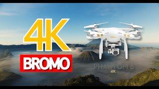 DJI PHANTOM 3 - BROMO SEMERU IN 4K DRONE