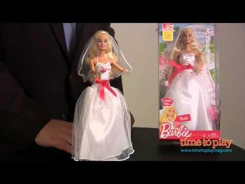 Barbie I Can Be Bride from Mattel