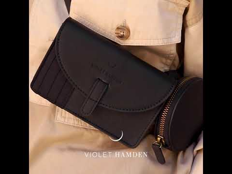 Violet Hamden The Essential Bag black Waist Bag