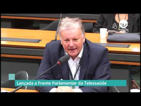 Lançada Frente Parlamentar da Telessaúde – 26/11/20
