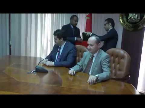 اجتماع اللجنة التجارية والصناعية المصرية التونسية المشتركة