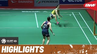 PERODUA Malaysia Masters 2020 | Quarterfinals WS Highlights | BWF 2020