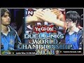 2018 YuGiOh Duel Links World Chionship Final Takahiro Hamada V Junior Silva YTDan Duel Links