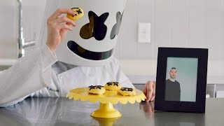 Happier Cake Pops | Cooking with Marshmello
