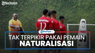 Jelang Piala AFC 2021, Pelatih Persipura Jacksen F Tiago Tak Terpikir Pakai Pemain Naturalisasi