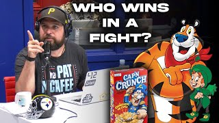 What Cereal Mascot Would Win In A Fight?