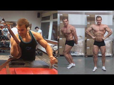 Wegetarianie mięśnie