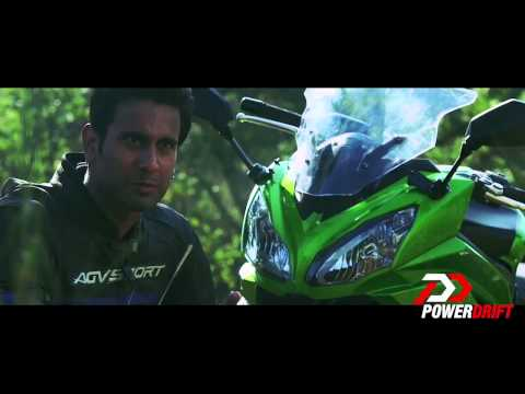 Kawasaki Ninja 650 review : PowerDrift