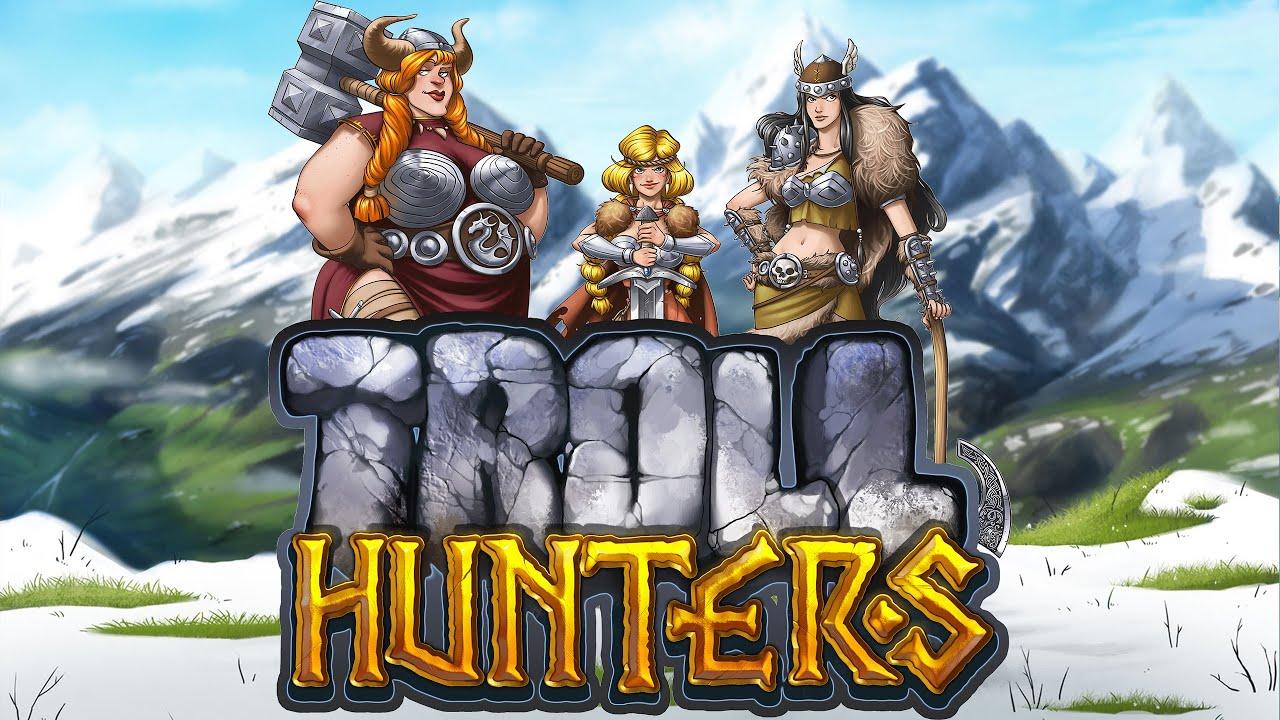 Troll Hunters från Play'n GO