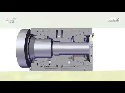 center drive technology for transmission shafts by WMZ Ziegenhain