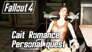 Fallout 4 - Cait Romance - Cait's Personal quest