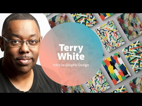 Live Graphic Design with Terry White – Getting started with Adobe InDesign