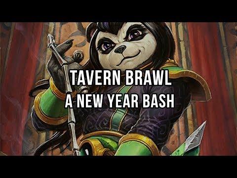 Tavern Brawl - A New Year Bash