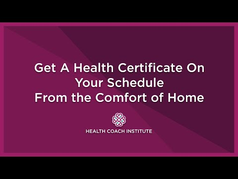 Get Your Health Coach Certification From A Top-Rated, Online ...
