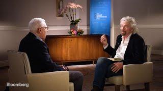 How One Flight Led Richard Branson to Create Virgin Atlantic Airlines