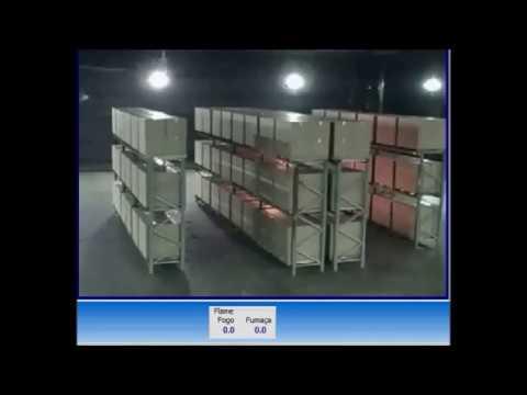 Alarme de Incêndio em Armazém - I3P
