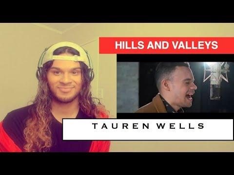 Tauren Wells - Hills & Valleys (REACTION) Mariah's Opening Act