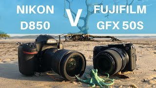 D850 V GFX 50S Landscape Photography Shoot Out - Which One Is Better?