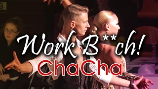 CHACHA | Dj Ice - Work B**ch (Britney Spears Cover)