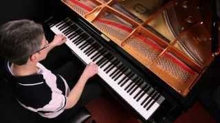 Lasst uns froh und munter sein - Jazz Piano Solo by Michael Gundlach