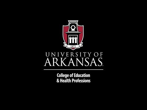 University of Arkansas - 2017 College of Education & Health Professions Commencement
