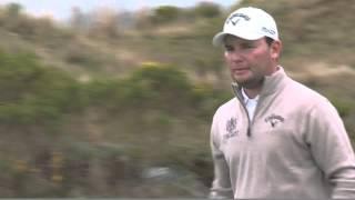 Branden Grace - round 1 Vodacom Origins of Golf Final at The Links Fancourt