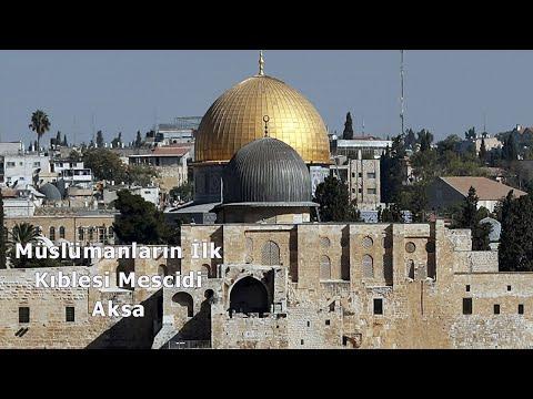 Müslümanların İlk Kıblesi Mescid-i Aksa