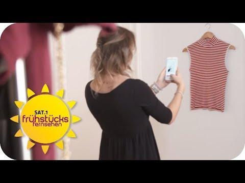 Zalando, Momox oder H&M? So bekommst du am meisten Geld für Kleidung! | SAT.1 Frühstücksfernsehen