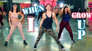 When I Grow Up - The Pussycat Dolls | Caleb Marshall x Lexy Panterra x Jessica Bass by The Fitness Marshall