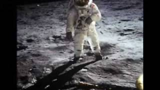 The First Moon Landing Video Edit