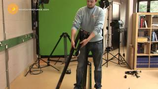 How to set up your JIB