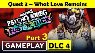 Borderlands 3 DLC 4 Psycho Krieg and the Fantastic Fustercluck - What Love Remains - Part 3