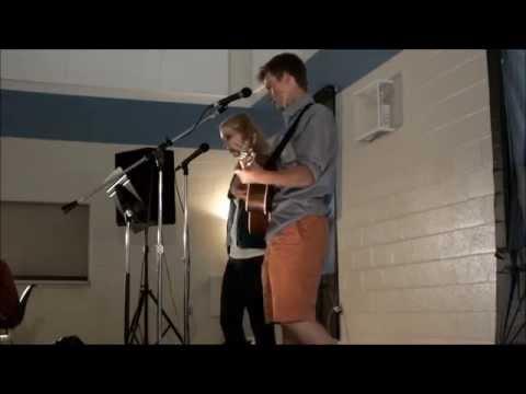 Jesus, Savior, Pilot Me - Kyle & Sara - Live