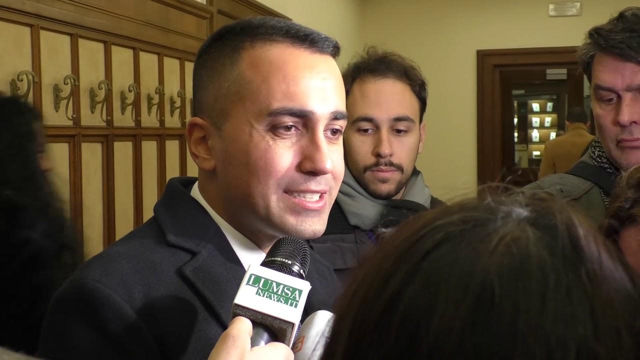 """Di Maio illustra l'accordo sul Mes: """"Altre clausole da qui a gennaio"""""""