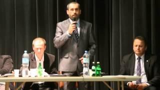 Spotkanie przedwyborcze w Dukli  - Andrzej Bytnar