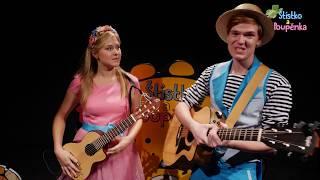 Štístko a Poupěnka představují svoje divadelní představení