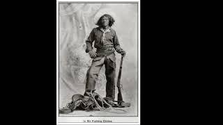 Deadwood Dick,Nat Love,1854-1921,African American cowboy,born a slave