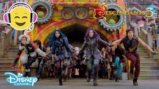 Descendants 3 | Good To Be Bad - Song 🎶 | Disney Channel UK