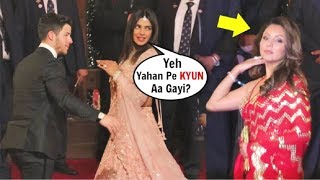 Priyanka Chopra IGNORES Shahrukh Khan's Wife Gauri Khan At Isha Ambani's WEDDING