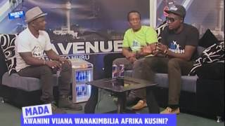 The Avenue Mawazo Huru S03 EP 13- Gabo Msanii wa Bongo movie